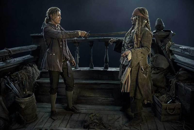 Pirates of the Caribbean Salazar's Revenge สงครามแค้นโจรสลัดไร้ชีพ (2017)