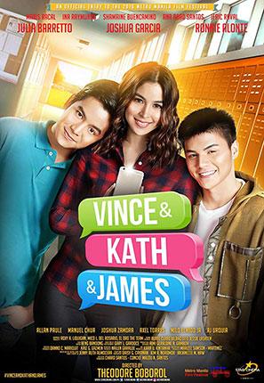 Vince & Kath & James วินซ์ แคท เจมส์ รักวุ่นๆ ของเราสามคน (2016)