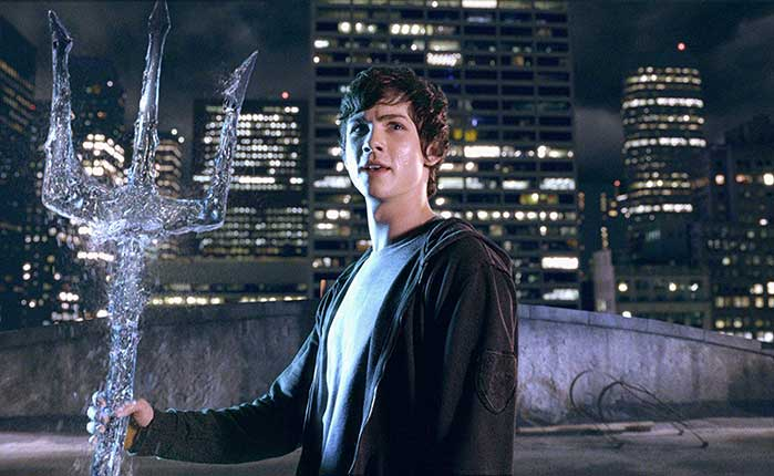 Percy Jackson & the Lightning Thief (2010) เพอซี่ แจ็คสัน กับสายสายฟ้าที่หายไป