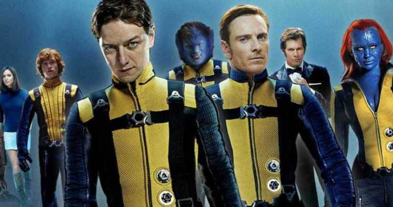 X-Men First Class (2011)