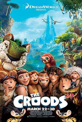 The Croods เดอะ ครู้ดส์ มนุษย์ถ้ำผจญัภัย (2013)