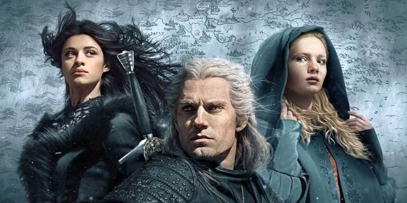 The Witcher เดอะ วิทเชอร์ นักล่าจอมอสูร