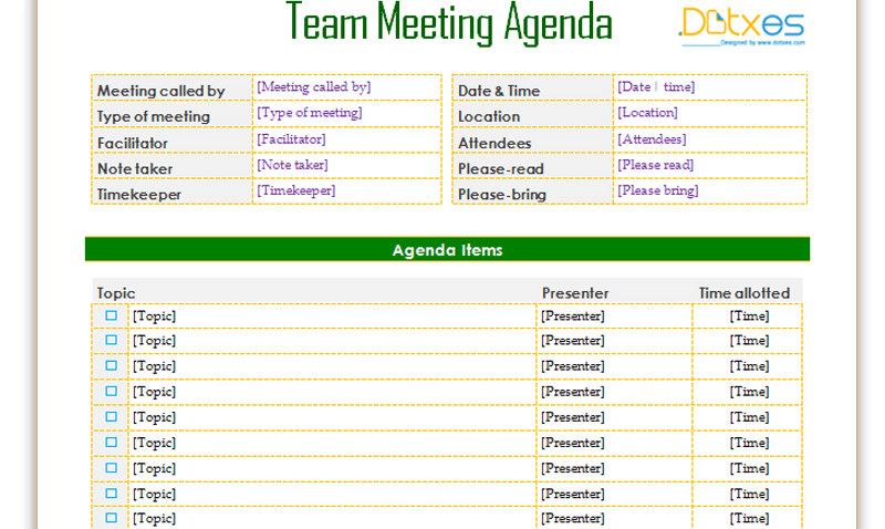Team-meeting-agenda-by-dotxes
