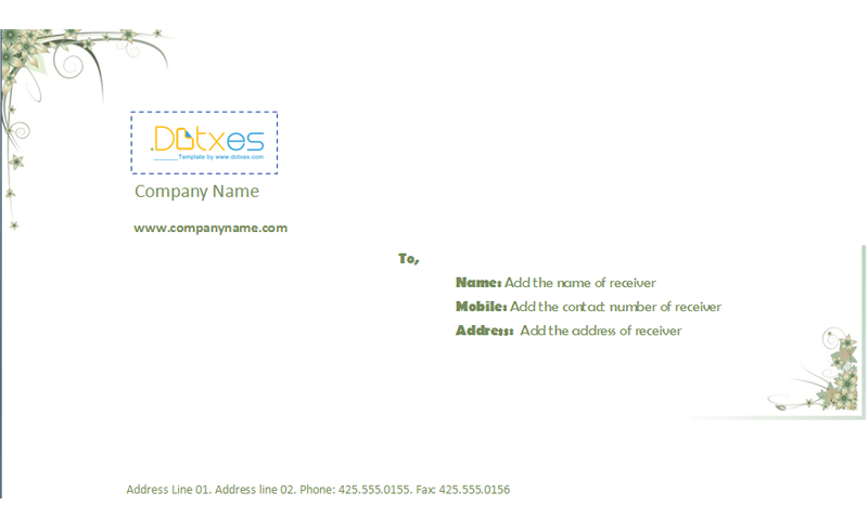 Business-envelope-template-(4.14-x-9.5,-Preview)