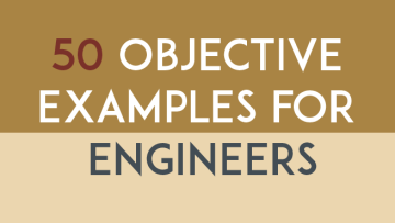 50 Attractive Resume Objective Examples for Engineers