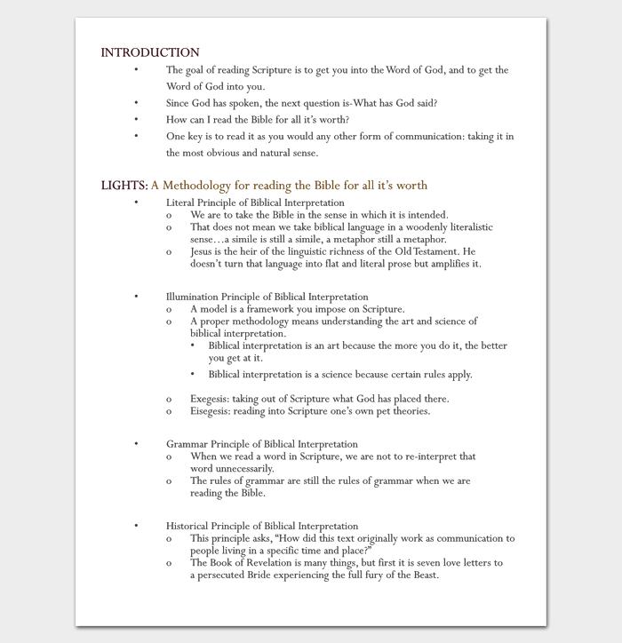 sermon template microsoft word - Monza berglauf-verband com