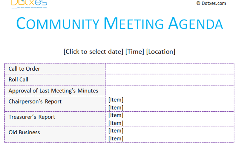 Community-meeting-agenda-template-with-a-basic-ab-table-format-(Featured-Image)