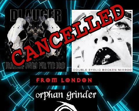 London Ontario gig cancelled