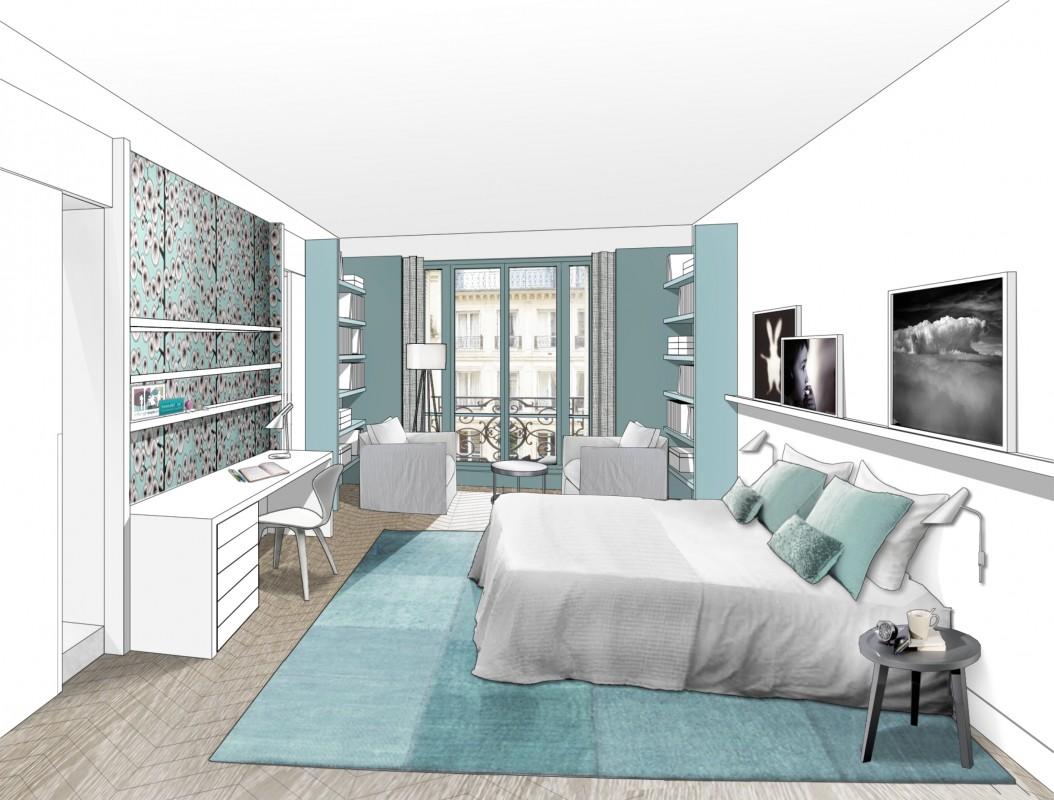 Apartment Paris 7 Double G Interior Design Apartments