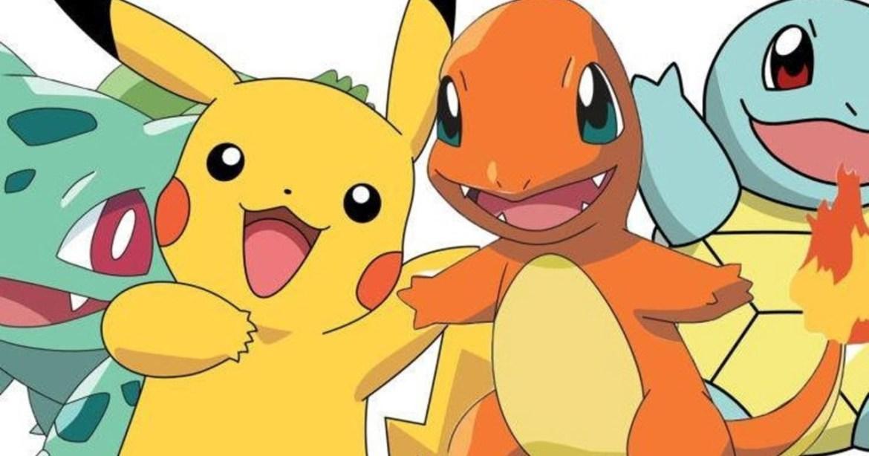 The Starter Pokemon