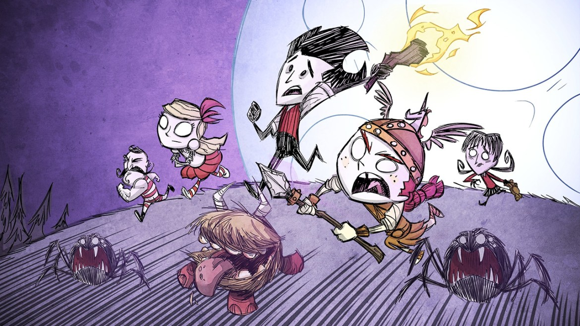 Don't Starve by Klei Entertainment