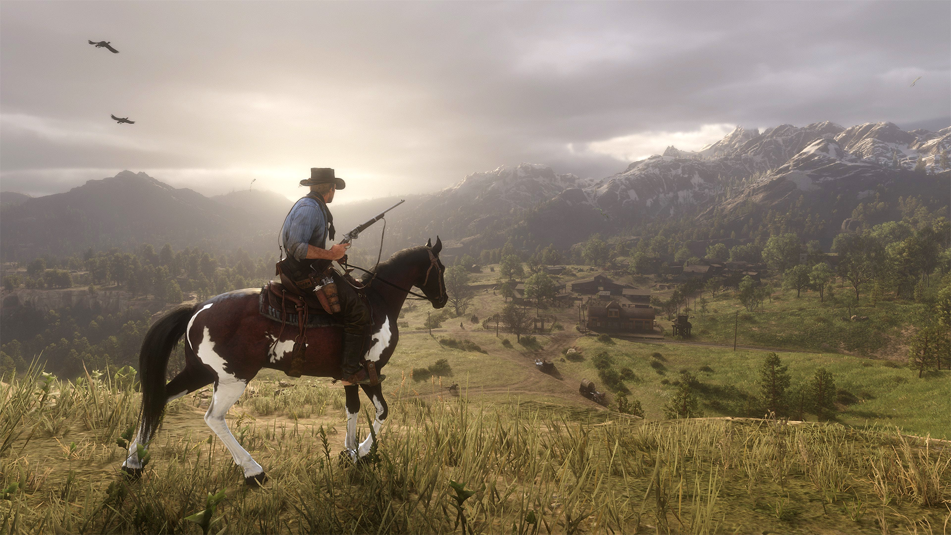 Red Dead Redemption 2 featured image