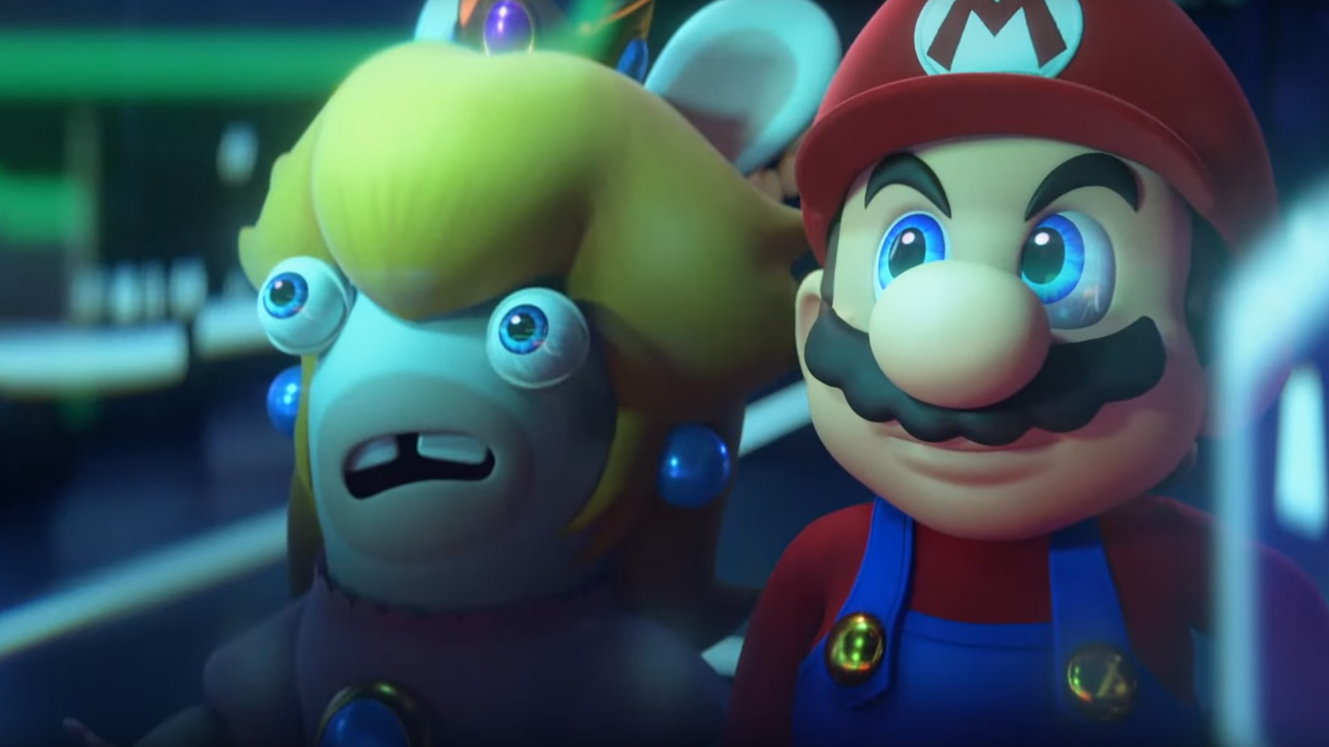 Mario + Rabbids Sparks of Hope featured image