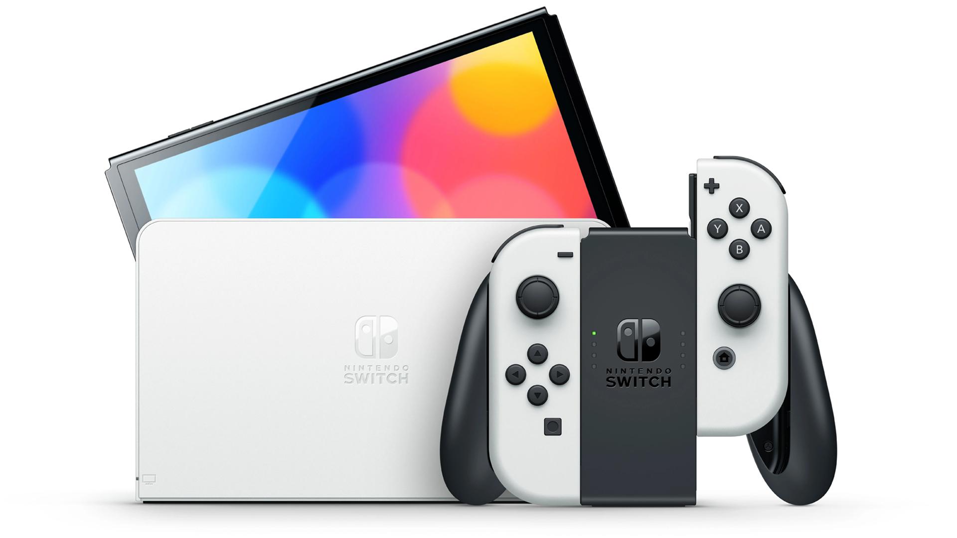 Nintendo Switch (OLED Model) featured image