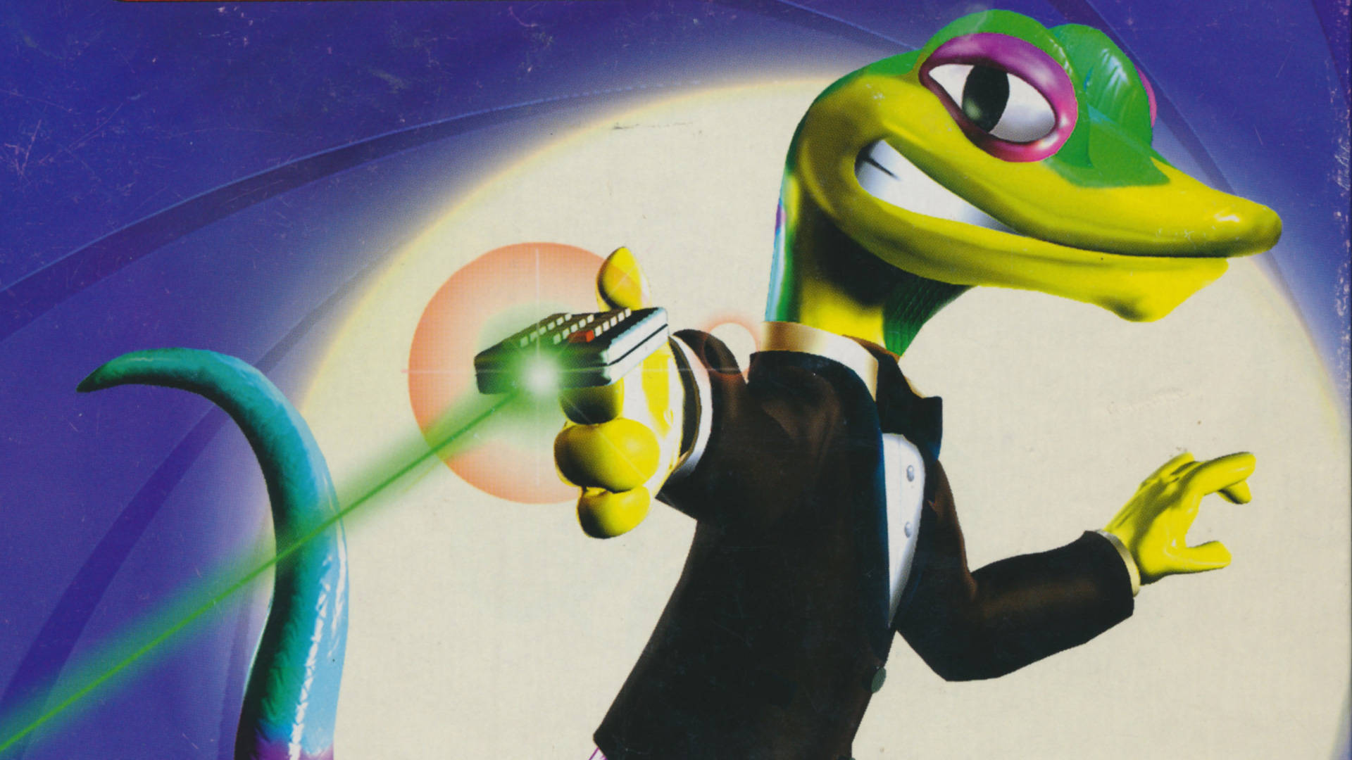 Gex 3D: Enter the Gecko cover image