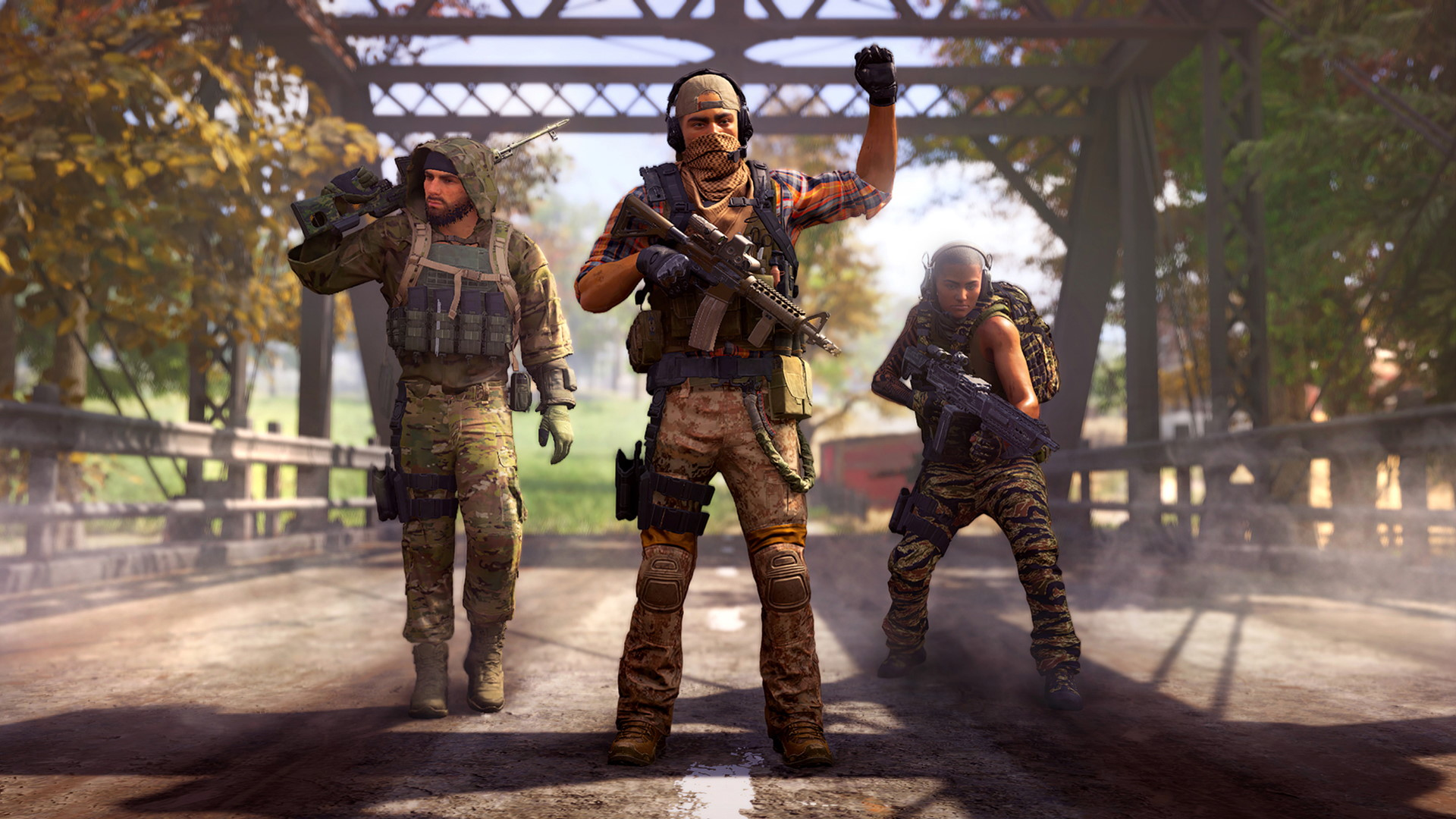 Tom Clancy's Ghost Recon Frontline featured image