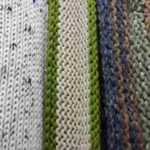 粗織頸巾之選