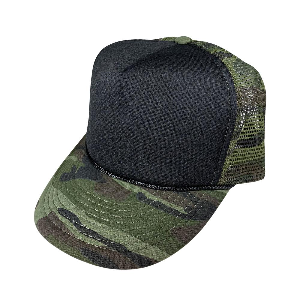 blank-hat-snapback-foam-trucker-black-camo-side