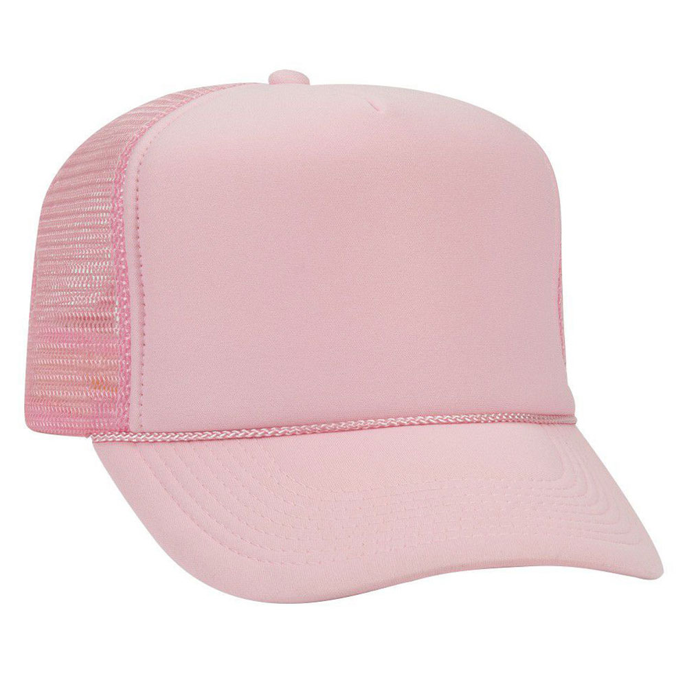SoftPinkMeshBackFoamTrucker