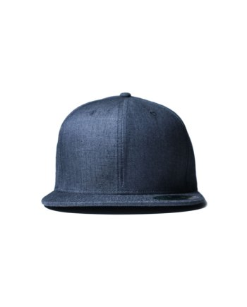 Full-Blue-Denim-Snapback