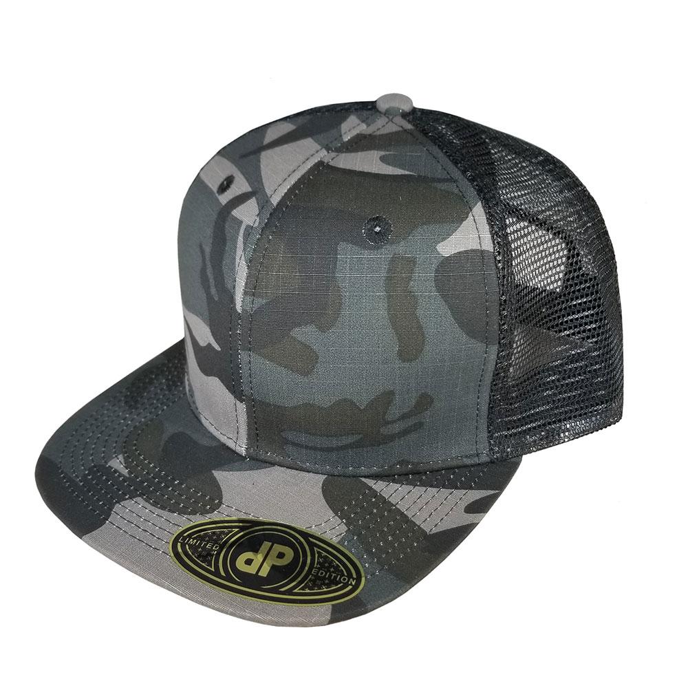 Gray-Camo-Mesh-Flatbill-Snapback-Hat