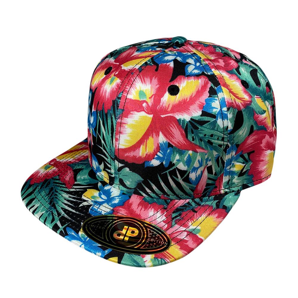 blank-hat-snapback-flatbill-full-ginger-floral