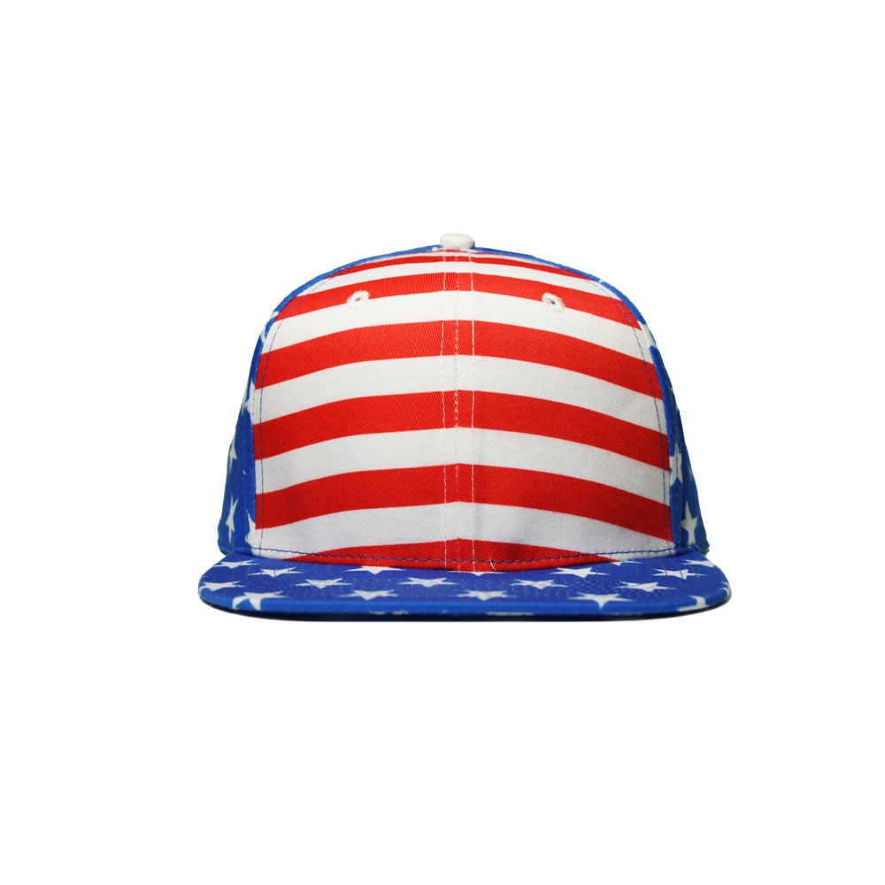 GALLERY American Flag Flatbill Snapback