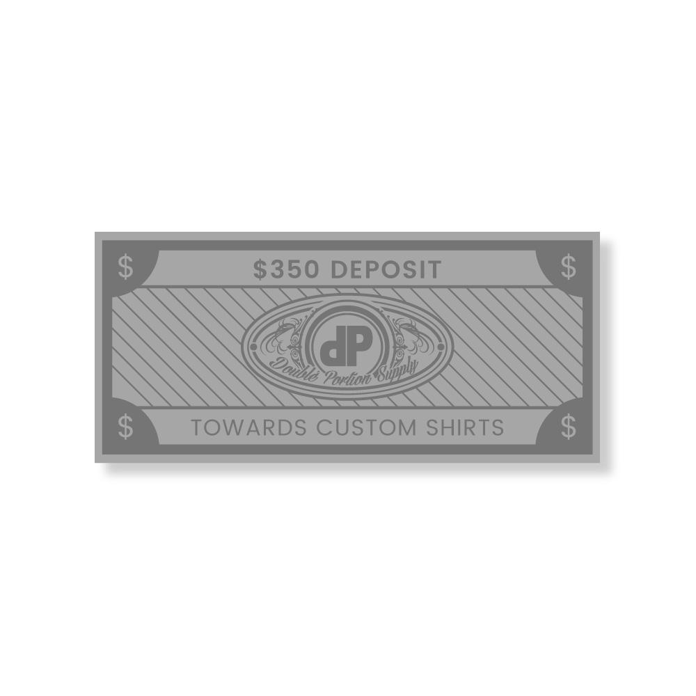 350-deposit