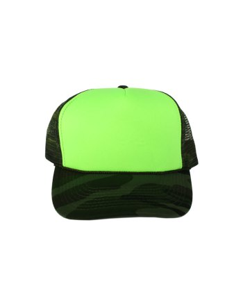 Neon-Green-Camo-Foam-Trucker
