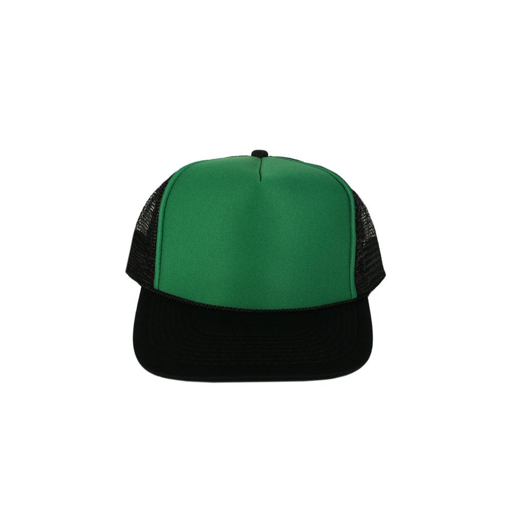 Green-Black-Foam-Trucker