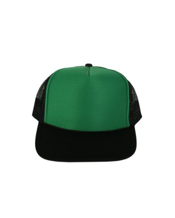 Green-Black-Foam-Trucker