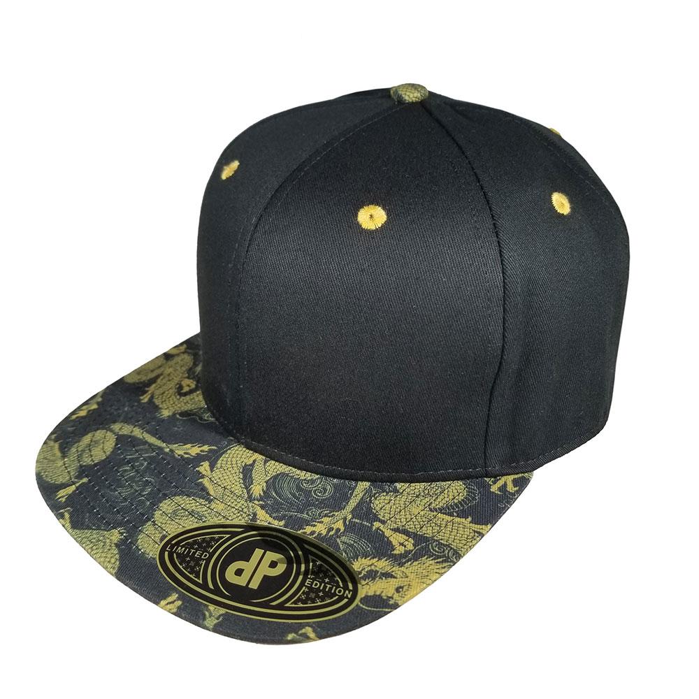 Dragon-Flatbill-Snapback-Hat