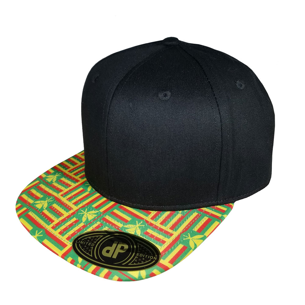 Hawaiian-Maoli-Flag-Bill-Flatbill-Snapback-Hat