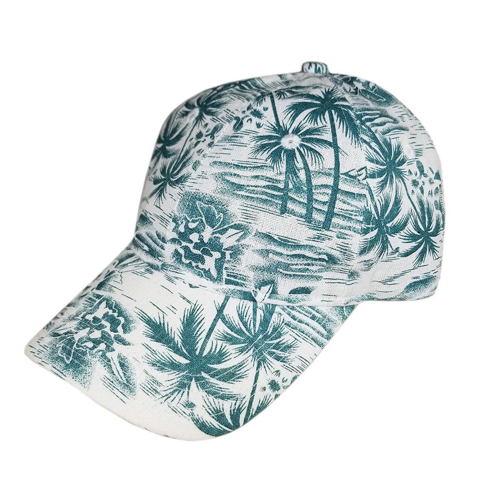 Moss-Palms-Floral-Dad-Hat-Low-Profile