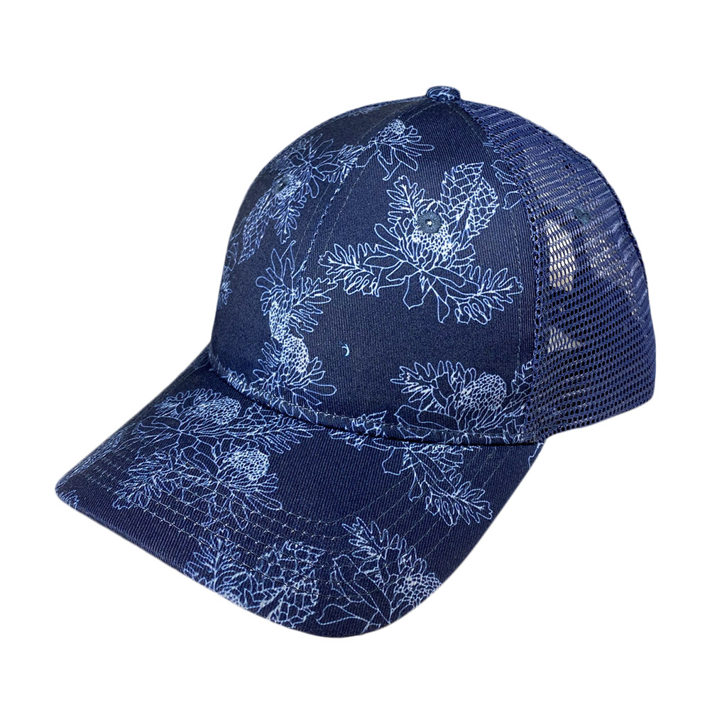 blank-hat-snapback-curved-bill-blue-torch-ginger-mesh