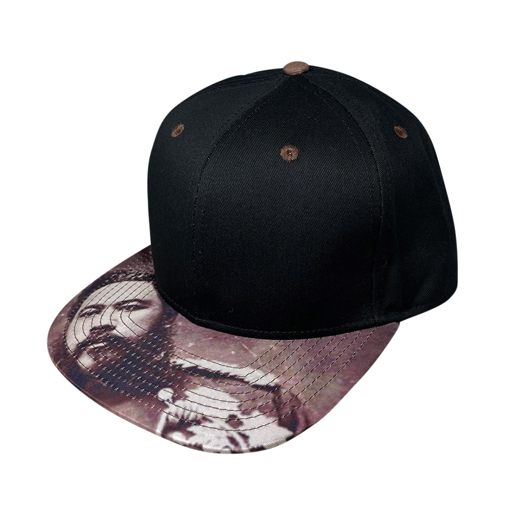 blank-hat-snapback-flat-bill-black-king-kalakaua
