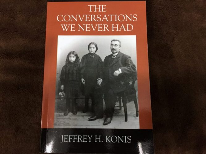 Book Review #5: The Conversations We Never Had by Jeffrey H. Konis