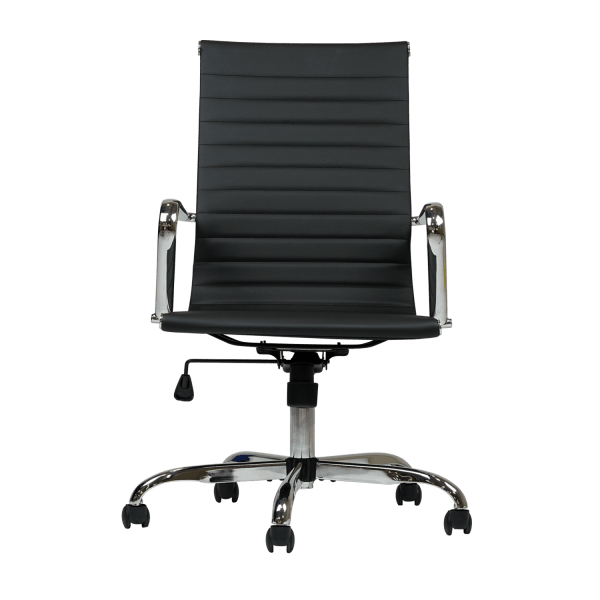 Double Star Furniture  Eames Inspired Black Office Desk Chair     Eames Inspired Black Office Desk Chair   Double Star Furniture