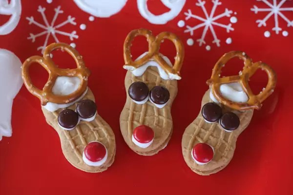 easy holiday treats for kids