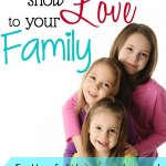 Fun Ways to Show Love to Your Family