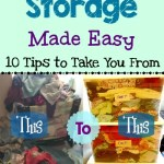 Children's Clothing Storage Made Easy