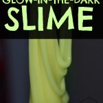How to Make Glow-in-the-Dark Slime