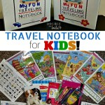 DIY Road Trip Binder for Kids