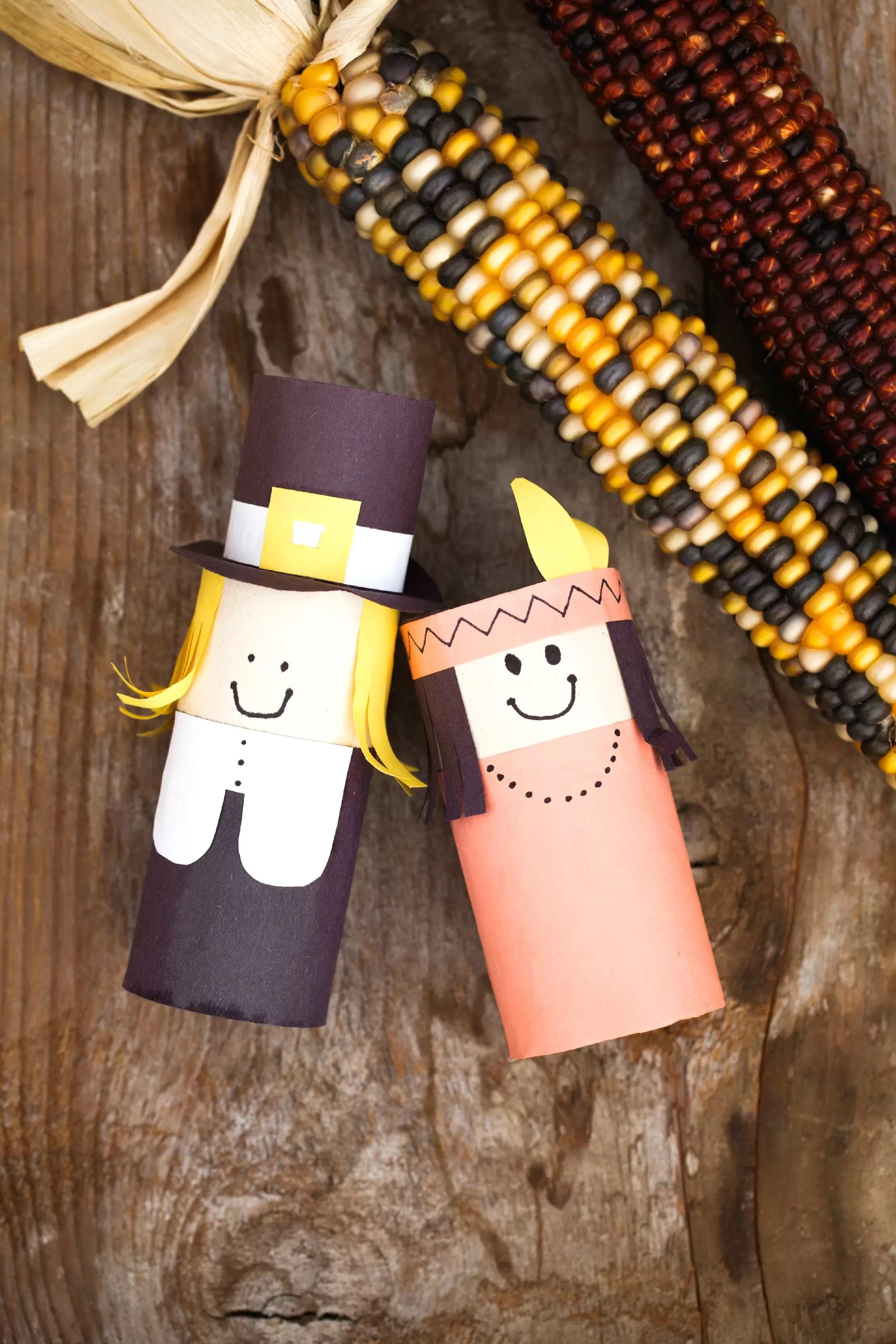Diy Thanksgiving Craft Printable