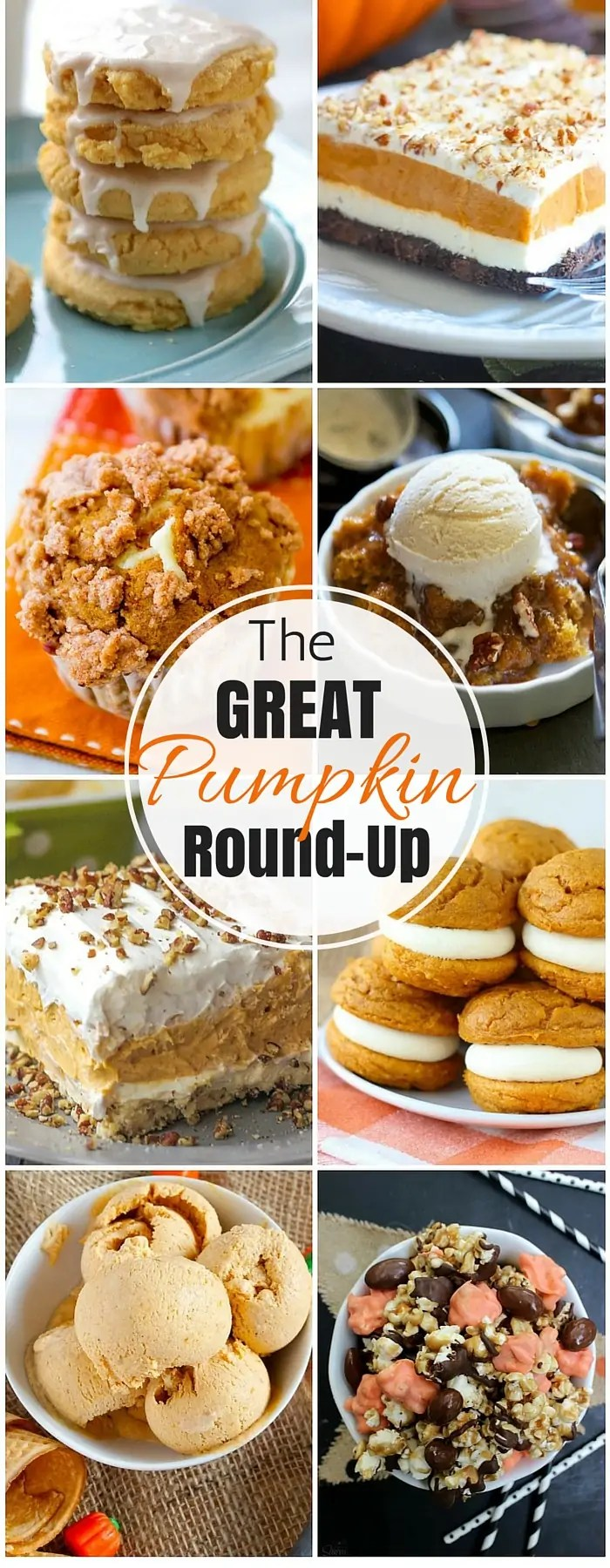 Can't wait to try these amazing pumpkin treats!