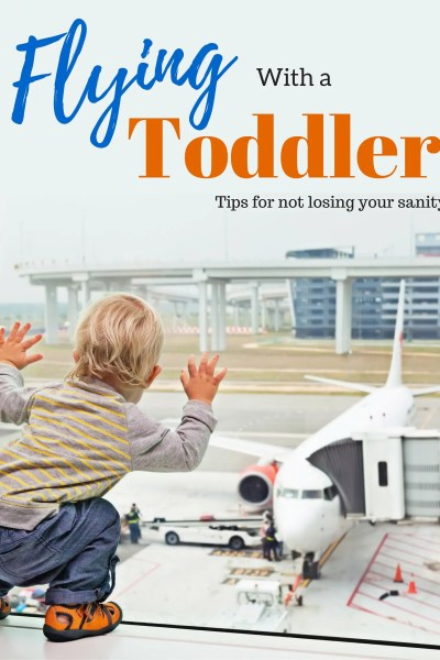 Airplane Travel With A Toddler