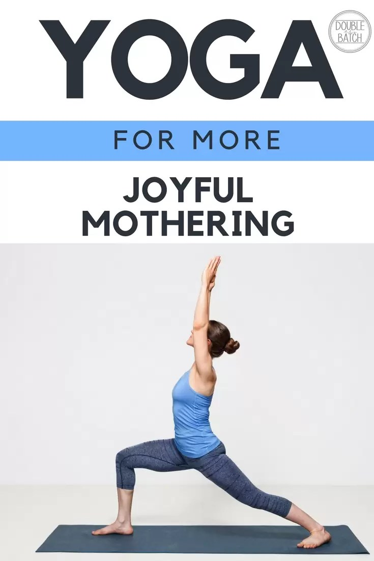 I used to think yoga was cheesy, or even boring, until it changed my life! These specific yoga routines have changed my motherhood and made me a happier mom: so much more patient and loving with my children