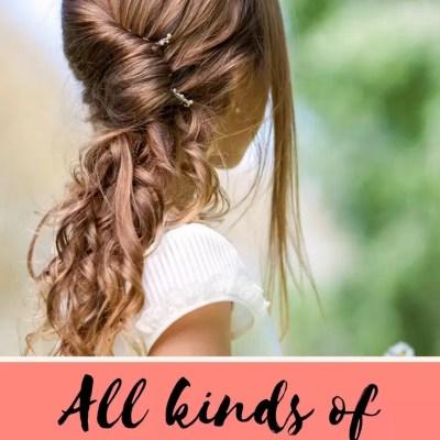 Twist Hairstyles For Little Girls