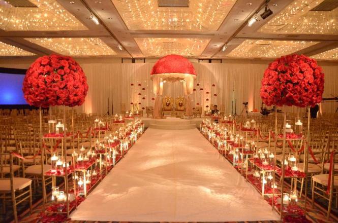 Indian Wedding Menu