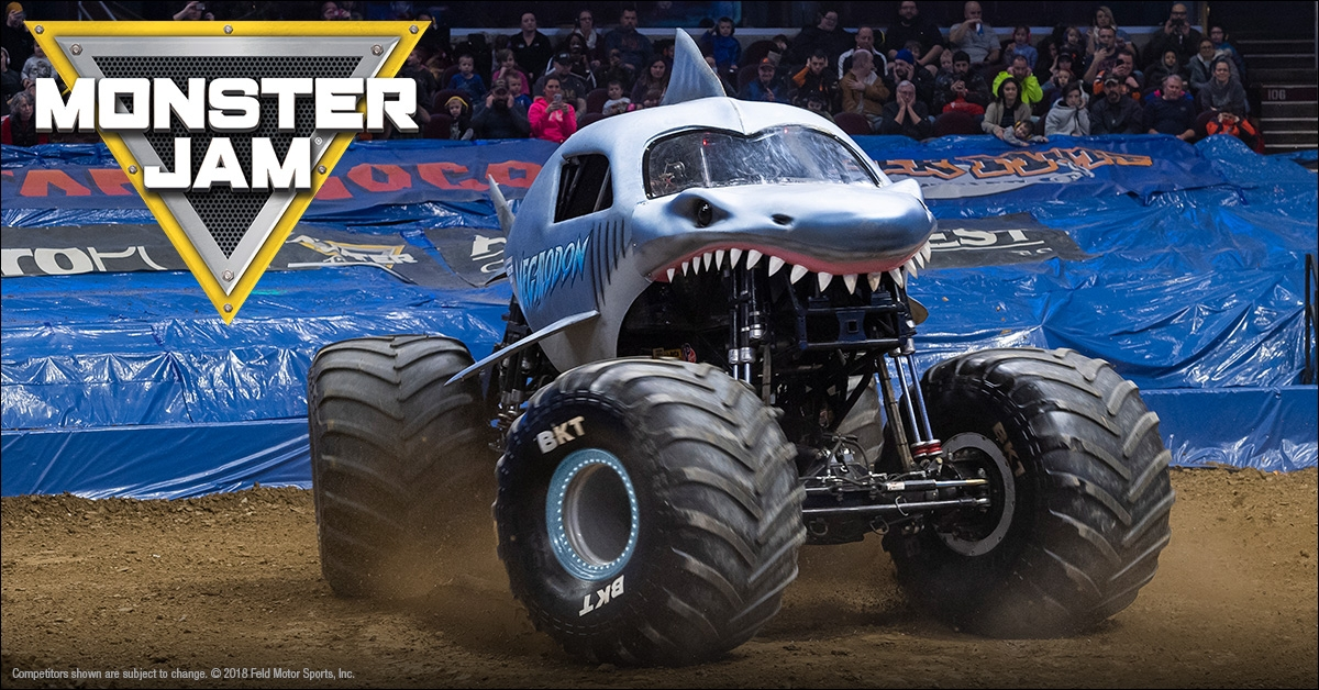 monster trucks 2019